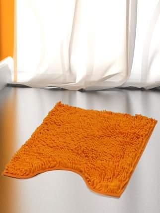 Коврик Bath Plus Люкс для туалета Оранжевый 50х55 см