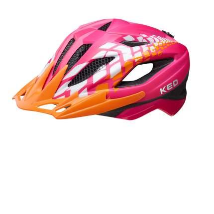 Шлем детский KED Street Junior Pro Pink S
