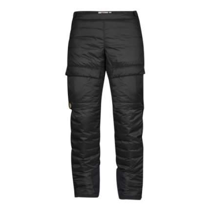 Спортивные брюки FjallRaven Keb Touring Padded Trousers, black, 34 EU