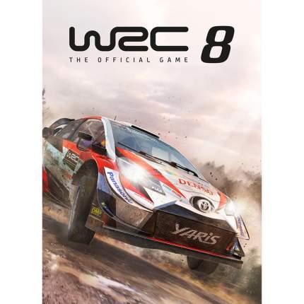 Игра для Nintendo Switch WRC 8