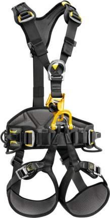 Привязь комбинированная Petzl Astro Bod Fast желтая/черная