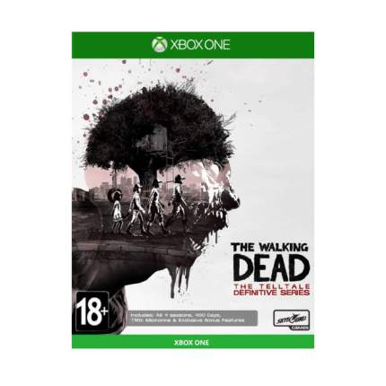 Игра The Walking Dead:The Telltale Definitive Series для Xbox One