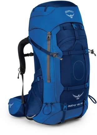 Рюкзак Osprey Aether AG 85 синий L 85 л
