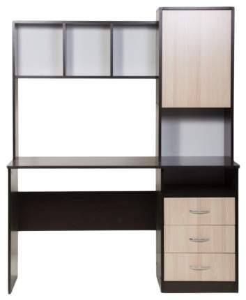 Компьютерный стол Бител СК-9 BTL_SK-9, бежевый/коричневый