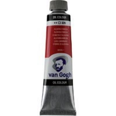 Краска масляная Van Gogh туба 40мл №326 Красный ализариновый