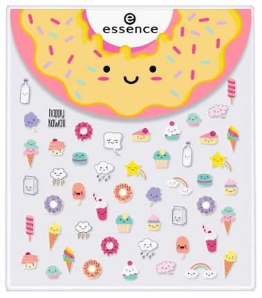 Наклейки для ногтей Essence Happy kawaii