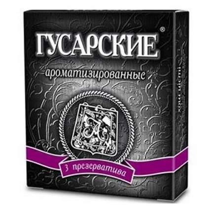Презервативы Гусарские ароматизированные 3 шт.