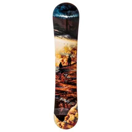 Сноуборд BF snowboards Fire 2020, 167 см