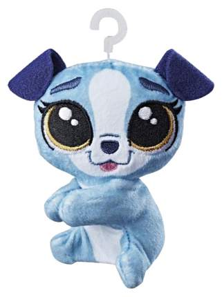 """Мягкая игрушка """"Литл Пет Шоп"""" на застежке - Бастер Боксингтон, 10 см Hasbro"""