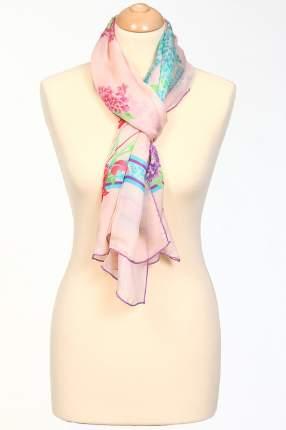 Палантин женский Leonard S17018026-LD розовый