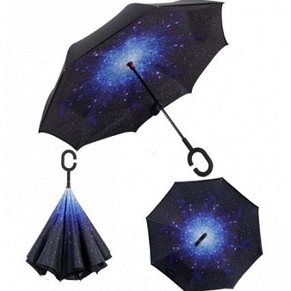Зонт-трость UpBrella звездное небо