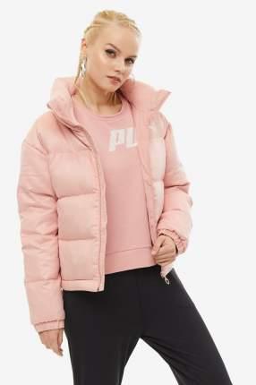 Пуховик женский PUMA 58005414 розовый S