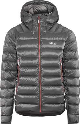 Куртка RAB Electron, graphene/zinc, L INT