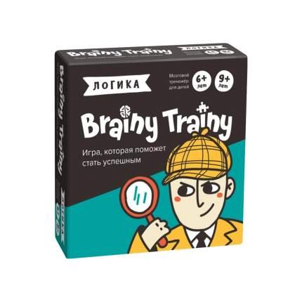 Игра-головоломка BRAINY TRAINY УМ266 Логика