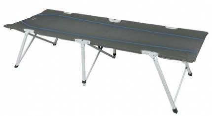 Кровать туристическая High Peak Campingliege Toledo XL 44165-dark-grey-blue