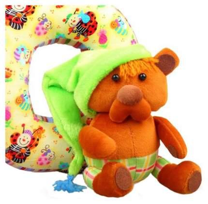 """Декор """"Медвежонок"""", 11x20 см, игрушка на кнопке"""