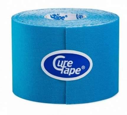Кинезио тейп CureTape 5 м х 5 см, 5см, 160134-BLU