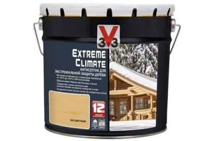 Антисептик для экстремальной защиты V33 Extreme Climate 9 л, Цвет бесцветный