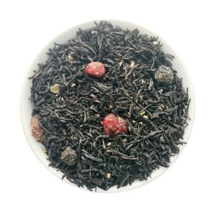 Чай черный с добавками Дикая вишня 50 г