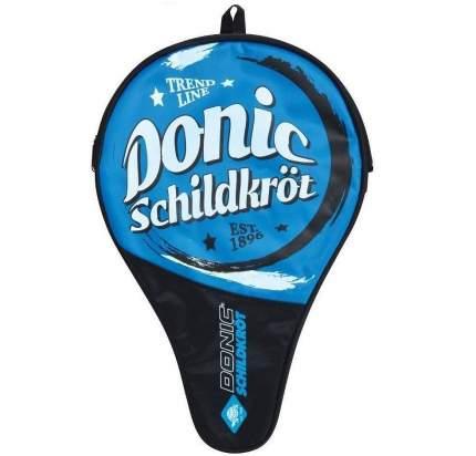 Чехол по форме ракетки Donic Schildkrot Trendline синий