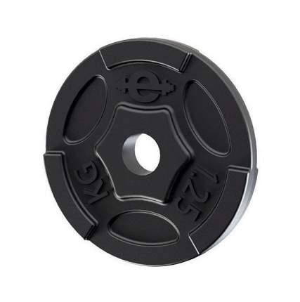 Диск для штанги Euroclassic ES-0243 1,25 кг, 26 мм