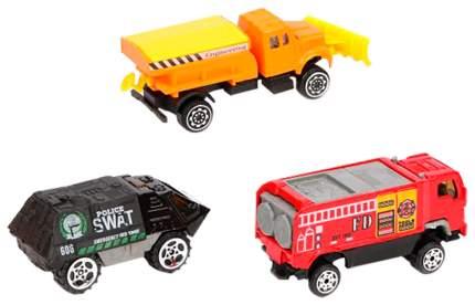 Машина Металлическая, 1:64 Jp0607 Наша игрушка