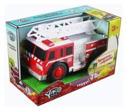 Машина инерционная Yako Toys Пожарная M0271-1F