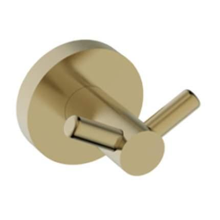 Крючок двойной KAISER бронза (латунь)