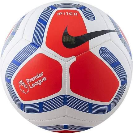 Футбольный мяч Nike Premier League Pitch №5 white/blue/red