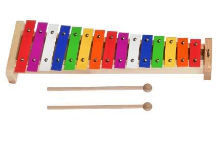 Металлофон детский диатонический Dekko Tg-15 15 нот