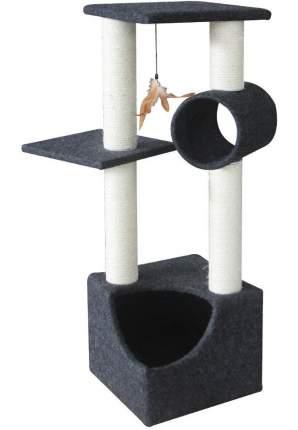 Комплекс для кошек Pet Choice (35 x 35 x 105 см, Черный)