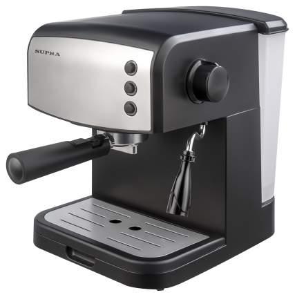 Кофеварка капельного типа Supra CMS-1510 Black/Silver