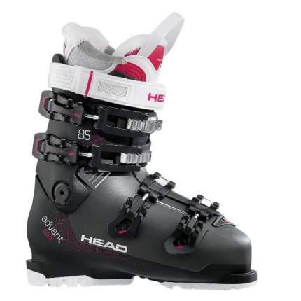 Горнолыжные ботинки Head Advant Edge 85 W 2018, black/white/red, 22.5