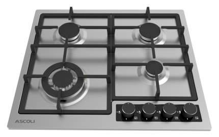 Встраиваемая газовая панель Ascoli HGS604-02CSG