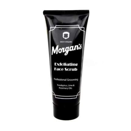 Очищающий скраб для лица Morgan's 100 мл