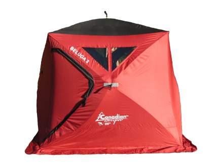 """Палатка 3-х местная Canadian Camper """"Beluga 3"""", рыбалка зимняя"""