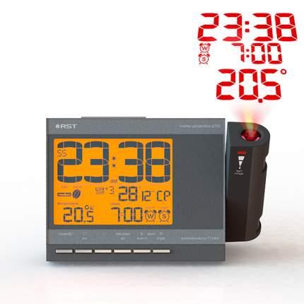 Проекционные часы-будильник RST Q755