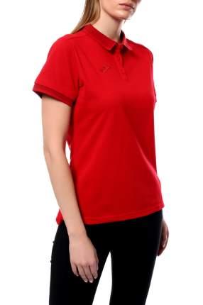 Поло женское Joma 900444.600 красное XL