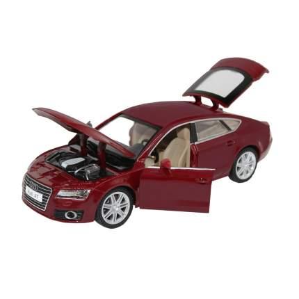 Машинка металлическая Автопанорама 1:24 Audi A7, JB1251148