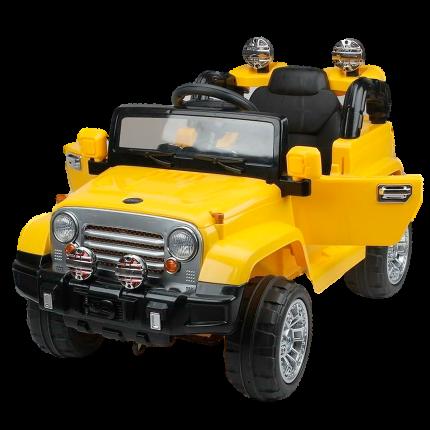 Детский электромобиль Farfello, желтый JJ245/4