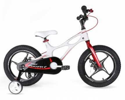 "Детский 2-колесный велосипед Royal Baby Space Shuttle 16"" Белый White"
