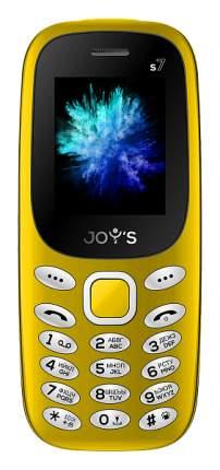 Мобильный телефон JOY'S S7 Yellow