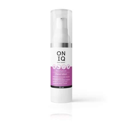 Лосьон для рук Oniq с ароматом амбры и лилии, 30 мл