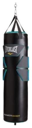 Боксерский мешок Everlast Powershot Gel PU 36 кг черный