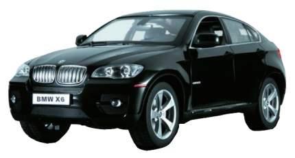 Радиоуправляемая машинка Rastar BMW X6 черная 31400B
