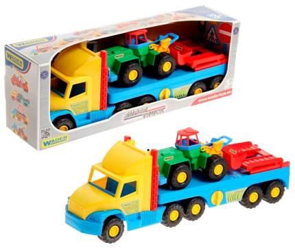 Машина с трактором Super Truck 36520 Wader