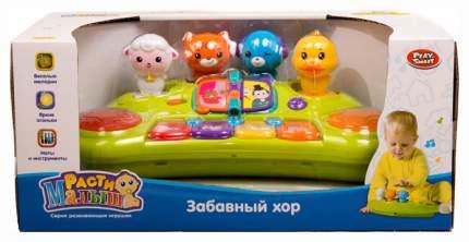 Пианино игрушечное Наша Игрушка Забавный хор э/ф свет 7731