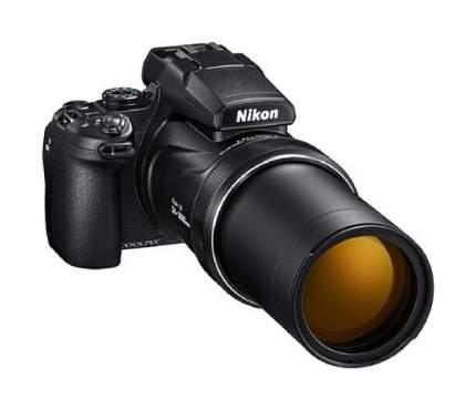 Фотоаппарат цифровой компактный Nikon COOLPIX P1000 Black