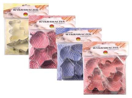 Набор форм SNB 16276/5 Серебристый