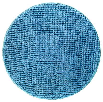 Коврик для ванной Fresh Code Шенилл Синий 50 см